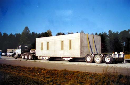 Figure 12 Special Truck for Cell Module Transportation